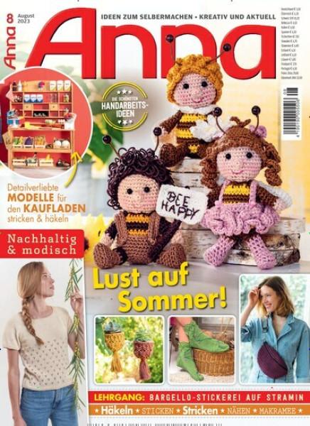 Zeitschriften Abo Anna
