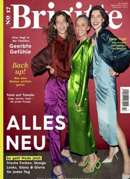 Zeitschriften Abo Brigitte