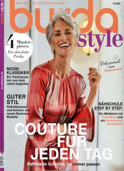 Zeitschriften burda style