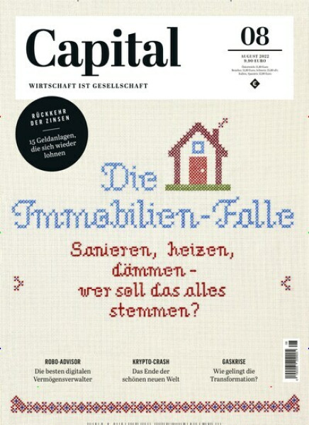 Zeitschriften abo Capital