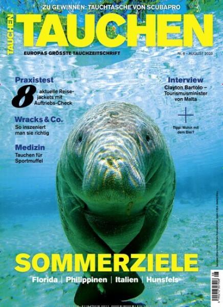 Zeitschrift TAUCHEN abo