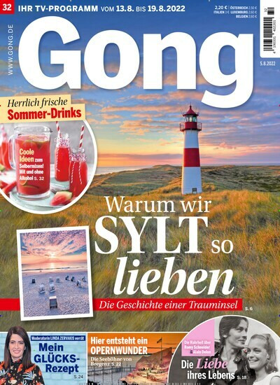 Gong mit Digital Extra