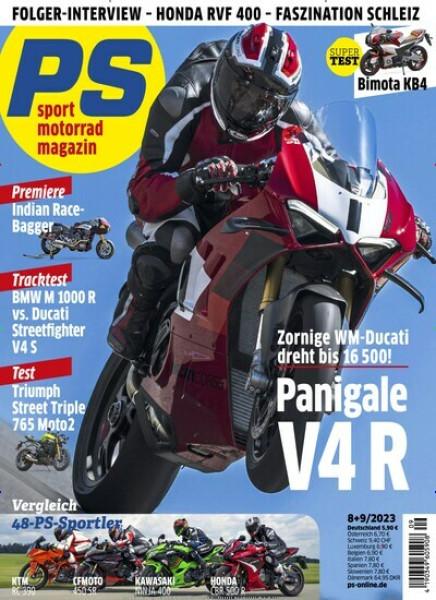 Zeitschriften abo PS Sport Motorrad
