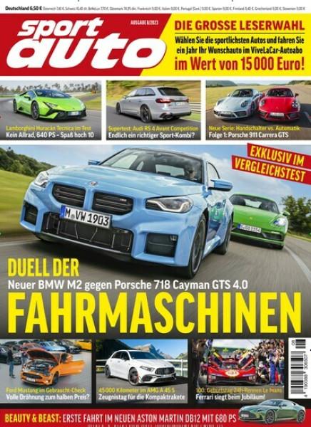 Zeitschriften abo Sport Auto