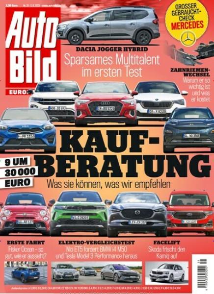 Zeitschriften abo Auto Bild