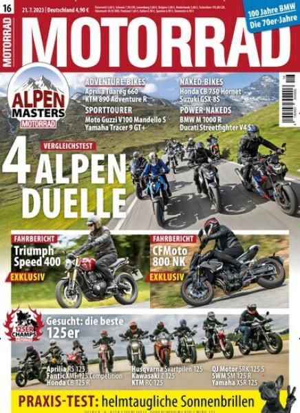 Zeitschriften abo Motorrad