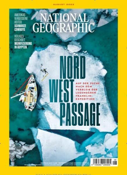 Zeitschrift NATIONAL GEOGRAPHIC abo