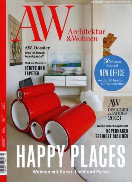 Zeitschriften abo Architektur u. Wohnen