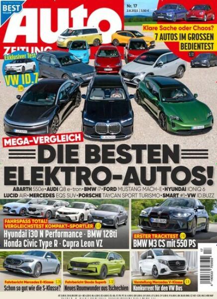 Zeitschriften abo Autozeitung