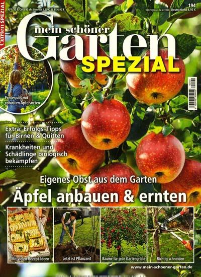 mein schöner Garten Spezial im Abo | tolle Prämien ...