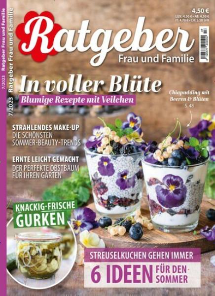 Zeitschriften abo Ratgeber Frau und Familie