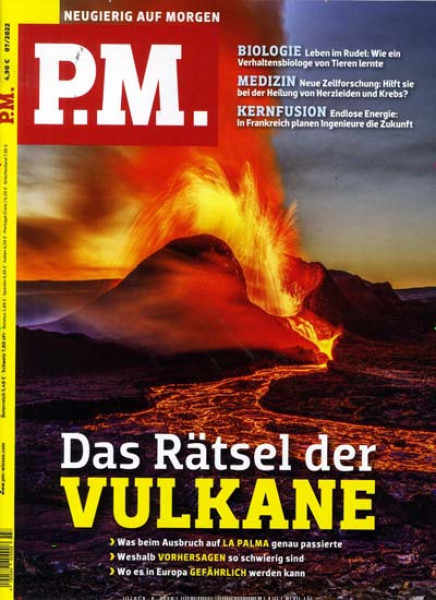Zeitschriften Abo PM Magazin