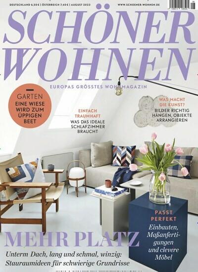 Zeitschriften Abonnieren Freunde Werben Oder Verschenken Wohnen