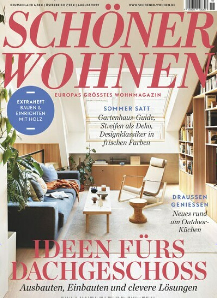 Zeitschriften Abos Wohnen Und Dekoration