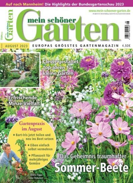 Zeitschriften abo Mein schöner Garten