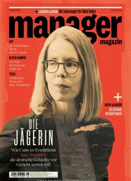 Zeitschriften Abo manager magazin