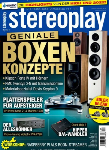 stereoplay abo