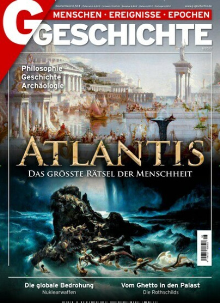 Zeitschriften abo GESCHICHTE