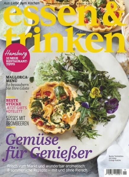 Zeitschriften Essen und Handarbeit