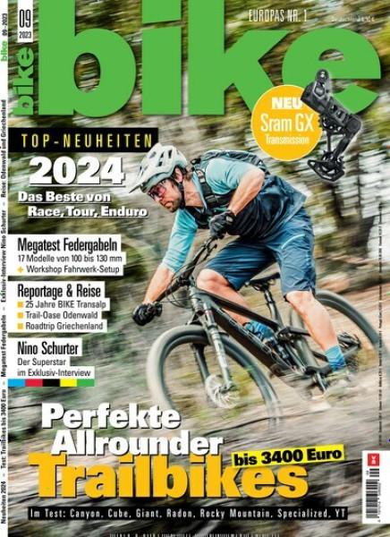 Zeitschriften Abo bike