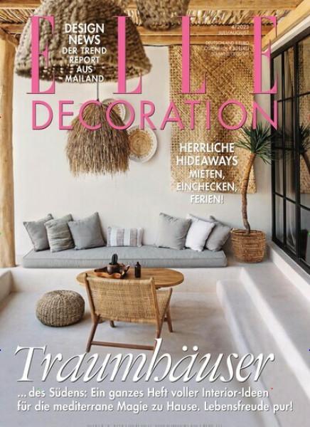 Zeitschriften Abo ELLE Decoration