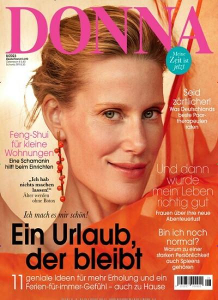 Zeitschriften abo DONNA