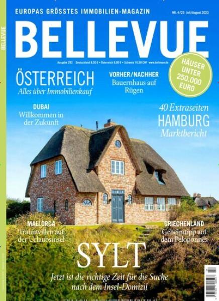 Zeitschriften abo BELLEVUE