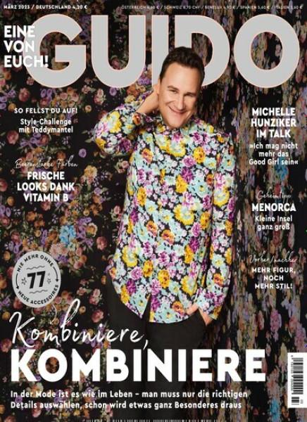 Zeitschrift GUIDO abo