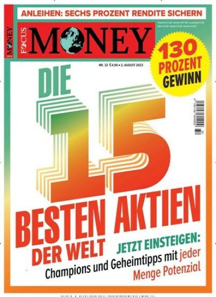 Zeitschrift FOCUS-MONEY abo