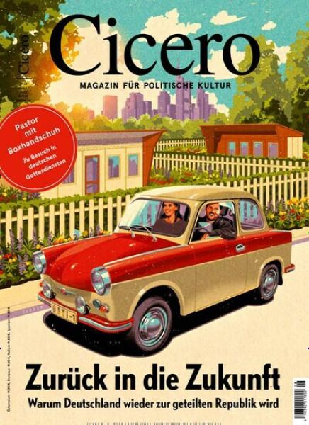 Zeitschriften Abo Cicero