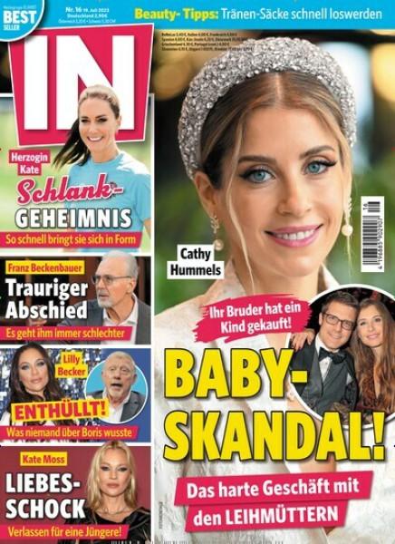 IN - Das STAR & STYLE Magazin
