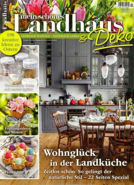 Zeitschriften abo Mein schönes Landhaus