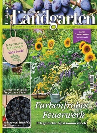 Zeitschriften Abonnieren Freunde Werben Oder Verschenken Garten