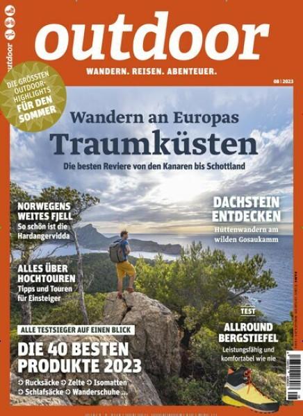 Zeitschriften abo outdoor