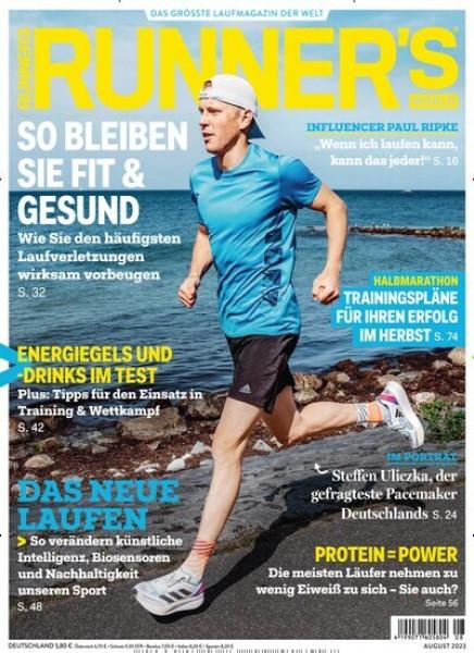 Zeitschrift RUNNER´S WORLD  abo
