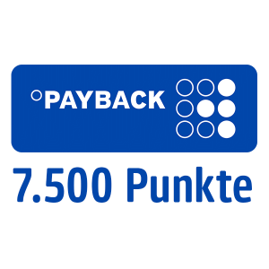 7.500 PAYBACK Punkte