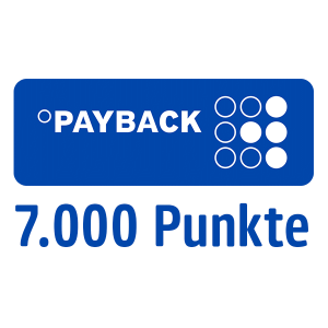 7.000 PAYBACK Punkte