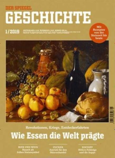 Zeitschriftenabos DER SPIEGEL GESCHICHTE epaper