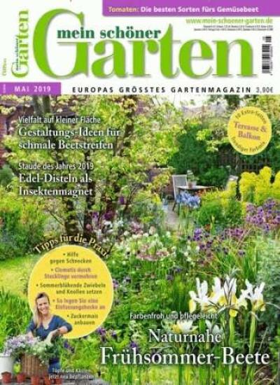 Mein Schoner Garten Epaper Im Jahresabo Tolle Pramien Zeitschriften Abo De