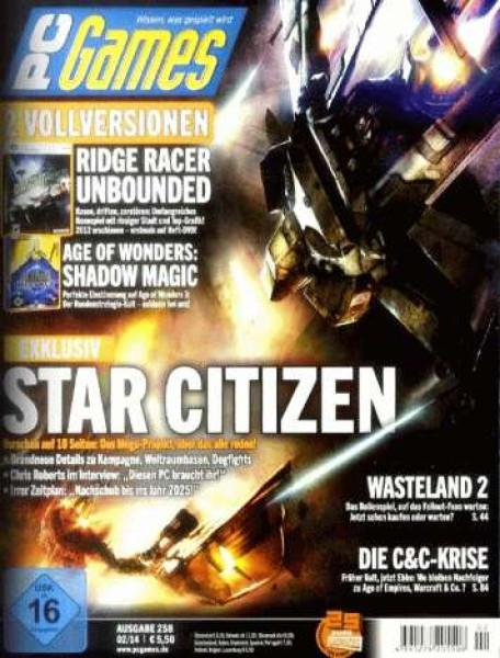 Zeitschrift PC Games DVD Jahresabo