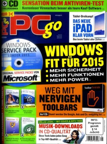 PC Go classic DVD XXL abo