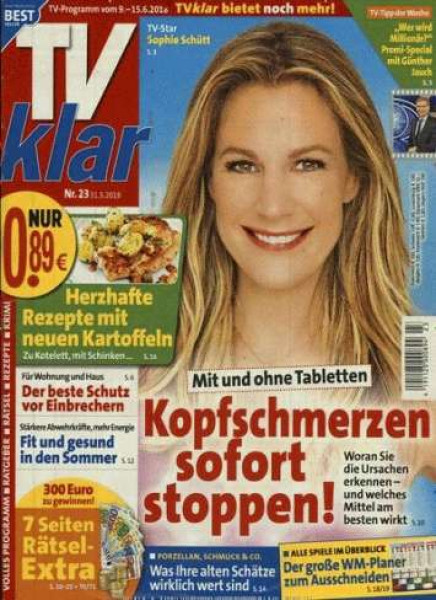 TV klar mit TV World